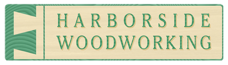 Harborside Woodworking | Cape Cod MA  Custom Woodworking Company logo